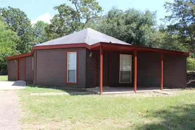 Longview TX Single Family Home For Sale: $59,000