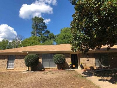 Longview TX Single Family Home For Sale: $178,500