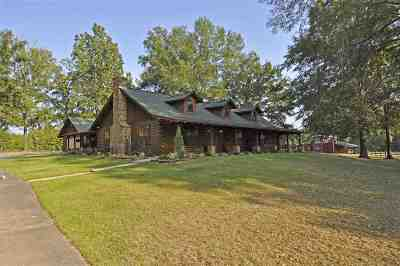 Single Family Home For Sale: 614 County Road 336