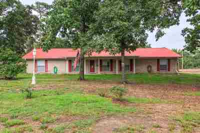 Gladewater TX Single Family Home Active, Cont Upon Loan Ap: $189,900