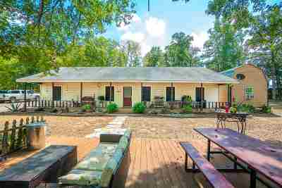 Gilmer Single Family Home Active, Cont Upon Loan Ap: 8084 Swallow Rd.