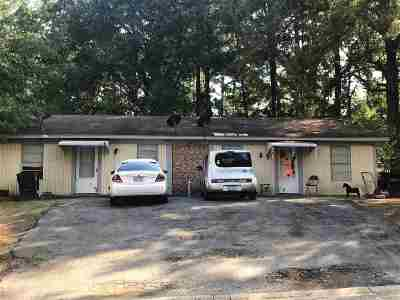 Longview Multi Family Home For Sale: 1206 Baxley Ln
