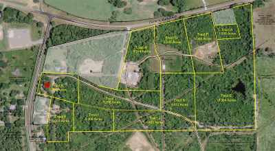 Longview Residential Lots & Land For Sale: Tbd Fm 2208