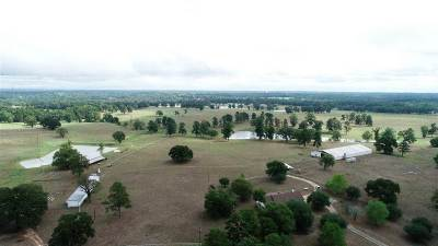Gilmer Residential Lots & Land For Sale: 5577 Fm 726 South