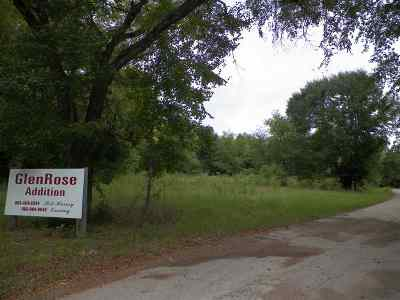 Gregg County Residential Lots & Land For Sale: Ector Rd/Fm2767