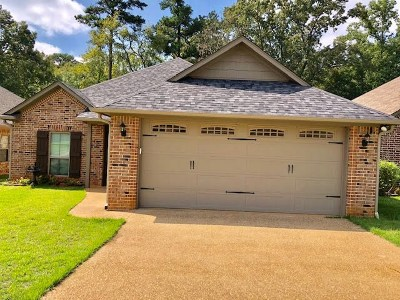 White Oak Single Family Home For Sale: 201 Ron Boyett
