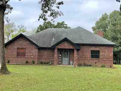 Kilgore Single Family Home For Sale: 3058 Fm 2276