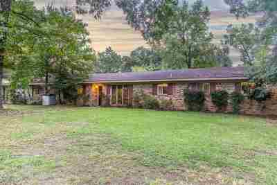 Karnack Single Family Home Active, Option Period: 8543 N Hwy 43