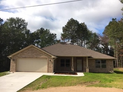 Kilgore Single Family Home For Sale: 372 Memory Ln