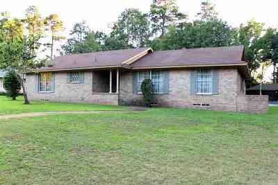 Kilgore Single Family Home For Sale: 613 Edgewood Rd.