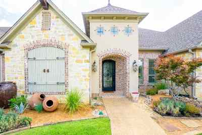 Longview Single Family Home Active, Option Period: 1004 Chateau