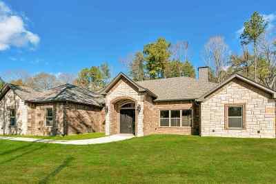 Longview Single Family Home For Sale: 3912 Pine Tree Rd