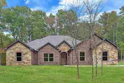 Longview Single Family Home For Sale: 3916 Pine Tree Rd