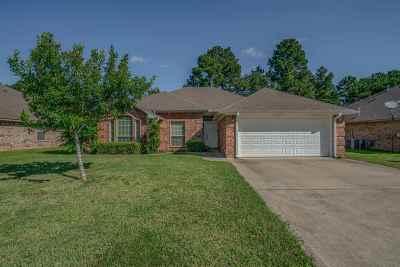Hallsville Single Family Home For Sale: 108 Goldeneye Ln