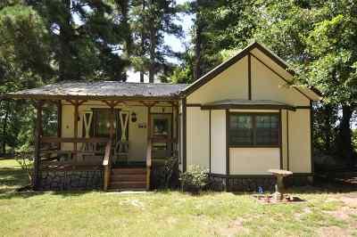 Gilmer Manufactured Home For Sale: 4550 Crabapple Rd