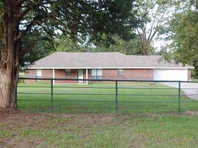 Diana Single Family Home Active, Option Period: 13569 St Hwy 154