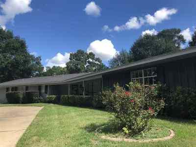 Gilmer Single Family Home For Sale: 1312 Dogwood