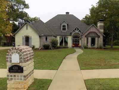 Longview Single Family Home Active, Option Period: 4201 South Crest Ct.