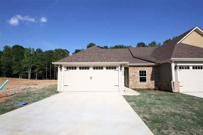 Longview TX Condo/Townhouse For Sale: $196,000