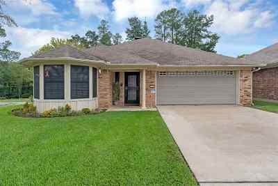 Longview TX Single Family Home For Sale: $184,500