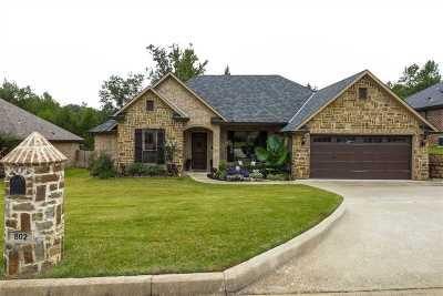 Longview TX Single Family Home For Sale: $289,000