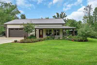 Single Family Home For Sale: 191 Old Fm 2879