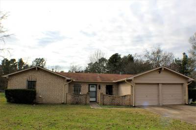 Longview Single Family Home For Sale: 2 Cadillac Circle