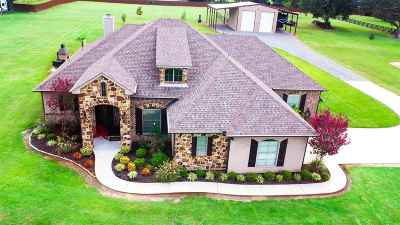 Longview Single Family Home Active, Cont Upon Loan Ap: 2241 Lansing Switch Rd