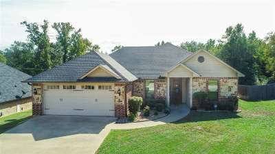 Single Family Home For Sale: 804 Crepe Myrtle