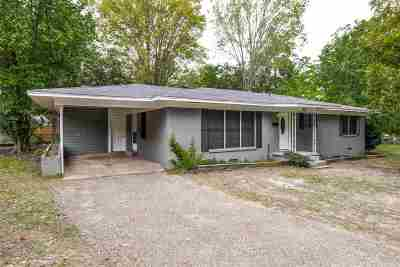 Gladewater TX Single Family Home Active, Cont Upon Loan Ap: $124,900