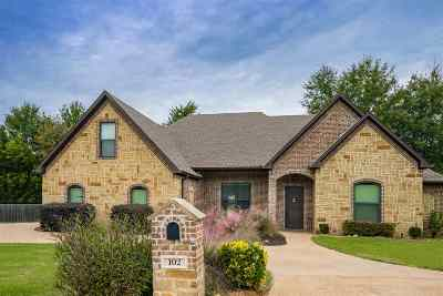 Hallsville Single Family Home Active, Cont Upon Loan Ap: 102 Rutland Dr.