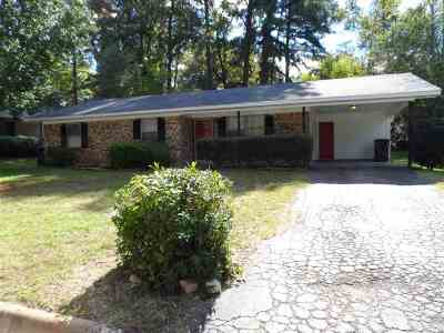 Longview Single Family Home For Sale: 1112 Rolling Hills Dr.