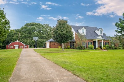 Longview Single Family Home Active, Cont Upon Loan Ap: 4600 Valley Ranch Rd