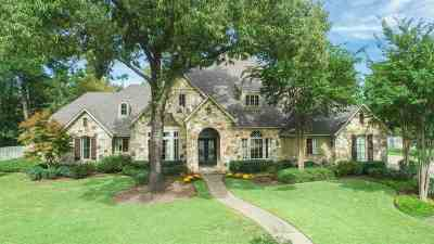 Longview Single Family Home Active, Cont Upon Loan Ap: 4405 Windrush