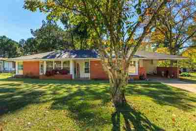 Kilgore Single Family Home For Sale: 3000 Carroll Ave