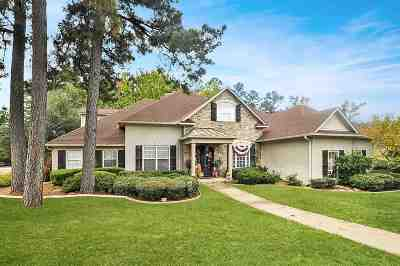 Longview Single Family Home For Sale: 203 Hunters Circle