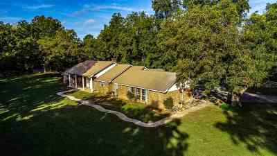 Gilmer Single Family Home Active, Option Period: 727 Fm 555