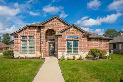 Hallsville Single Family Home For Sale: 101 Decoy Lane
