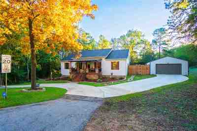 Longview Single Family Home For Sale: 580 Forest Lake Dr