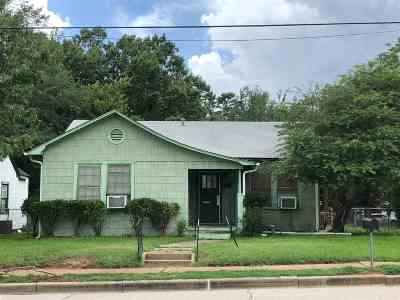 Kilgore Multi Family Home For Sale: 1201 S Martin St.