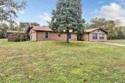 Gladewater Single Family Home For Sale: 515 Whirlaway St.