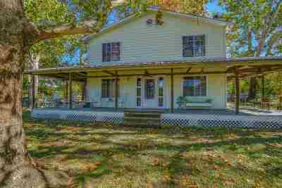 Gilmer Single Family Home Active, Option Period: 7097 N Sh 155