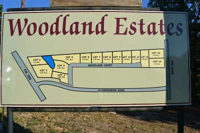 Gilmer Residential Lots & Land For Sale: Lot 2 Woodland Court