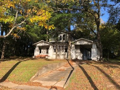 Marshall TX Single Family Home For Sale: $25,000