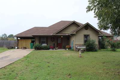 Gladewater TX Single Family Home For Sale: $199,000
