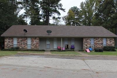 Longview TX Multi Family Home For Sale: $125,000