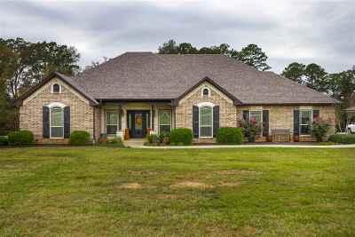 Hallsville Single Family Home For Sale: 225 Whistler Ln