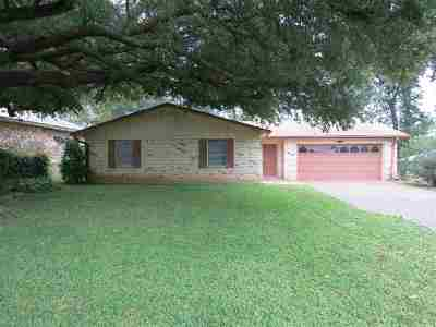 Longview Single Family Home For Sale: 1314 Colgate Drive