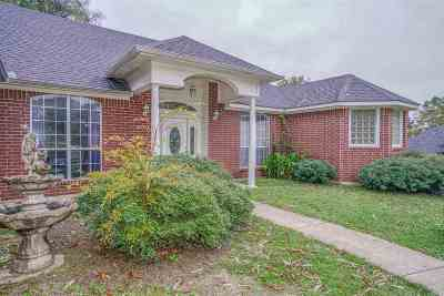 Longview Single Family Home For Sale: 3704 Bill Owens Pkwy