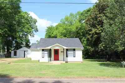 White Oak Single Family Home For Sale: 107 S Sun Camp
